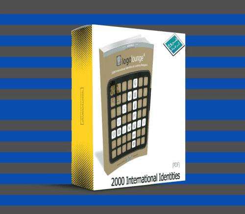 دانلود کتاب 2000 لوگوی الهام بخش از طراحان برجسته – 2000 International Identities