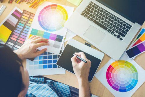 چرا طراحی گرافیک یاد بگیریم؟