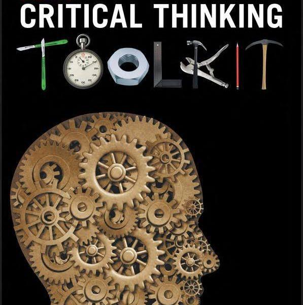 دانلود کتاب جعبه ابزار تفکر انتقادی The Critical Thinking Toolkit