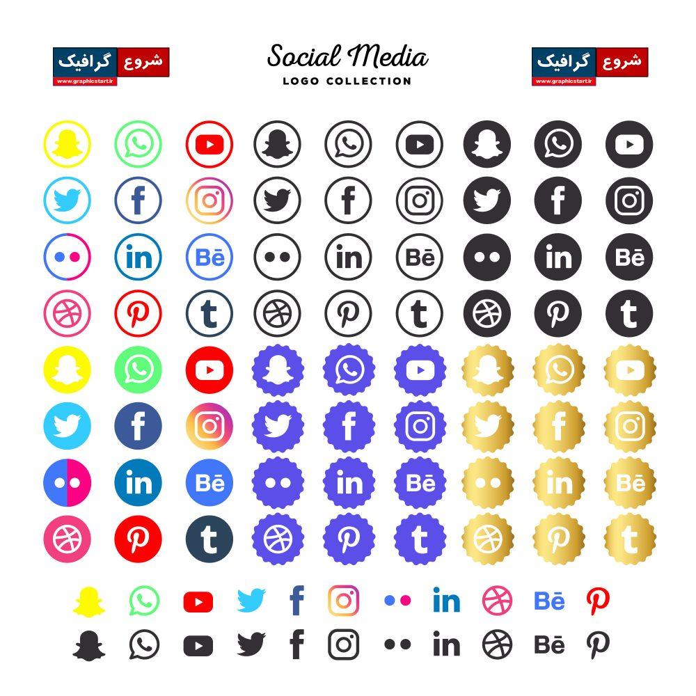 دانلود لوگوی شبکه اجتماعی