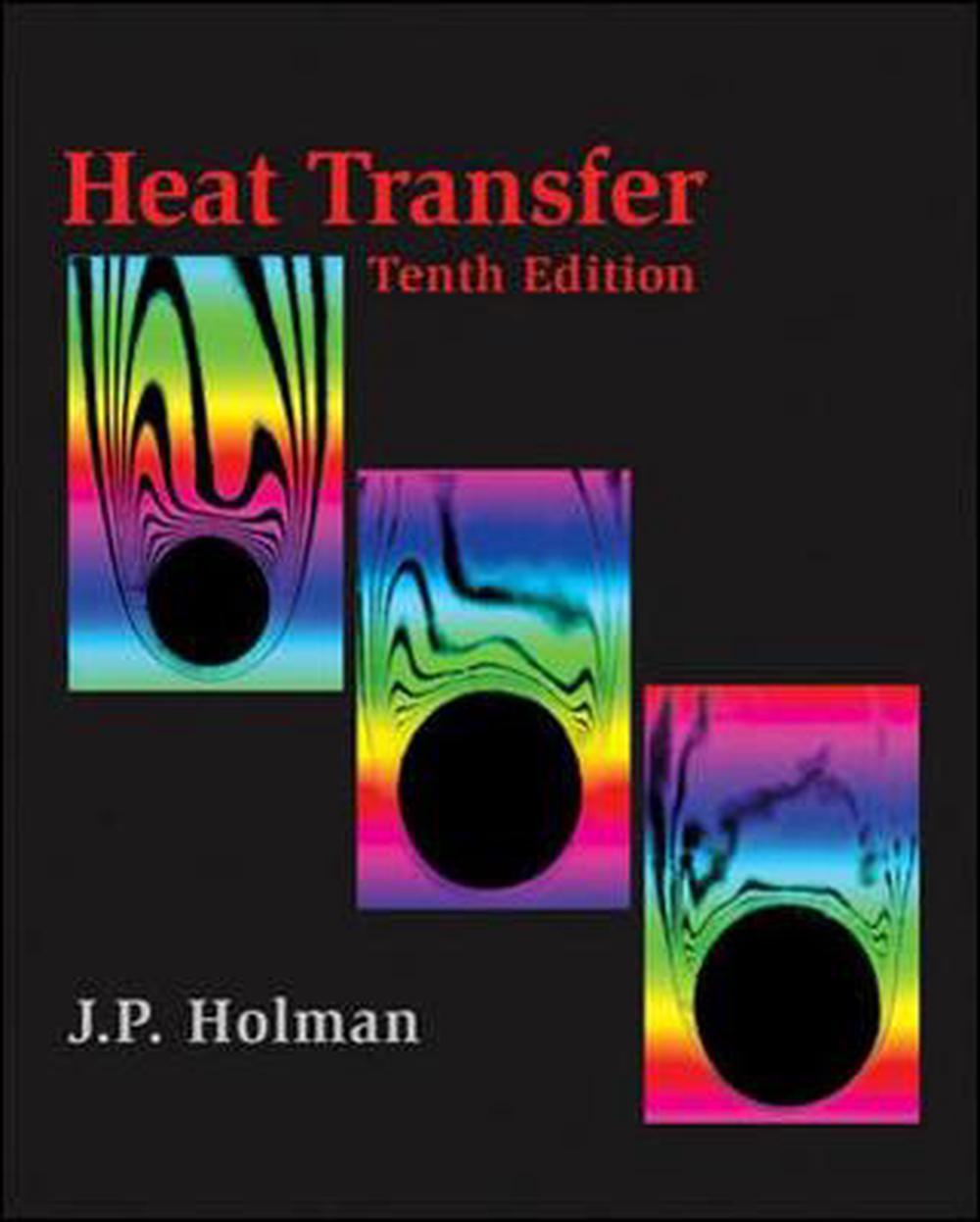دانلود حل المسائل انتقال حرارت هولمن ویرایش دهم