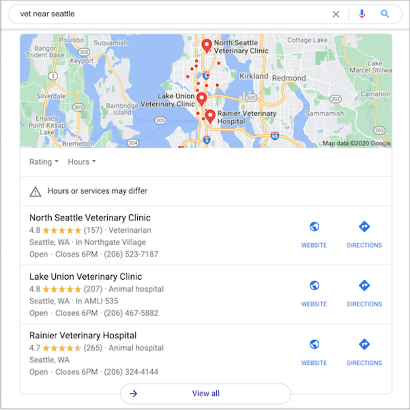 free and low budget marketing ideas local SEO google 3 pack