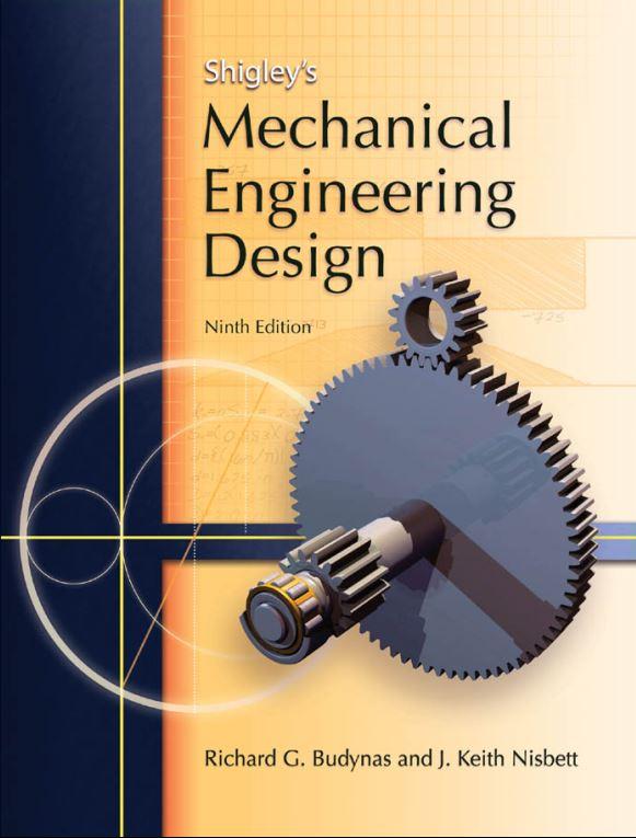دانلود کتاب طراحی اجزا شیگلی ویرایش 9