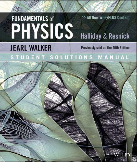 دانلود حل المسائل فیزیک هالیدی ویرایش 11