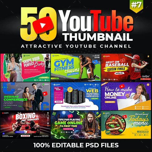 دانلود قالب پیش نمایش ویدئوهای تبلیغاتی یوتیوپ