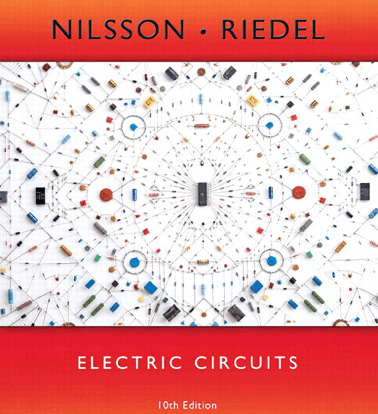دانلود کتاب مدارهای الکتریکی نیلسون ویرایش 10