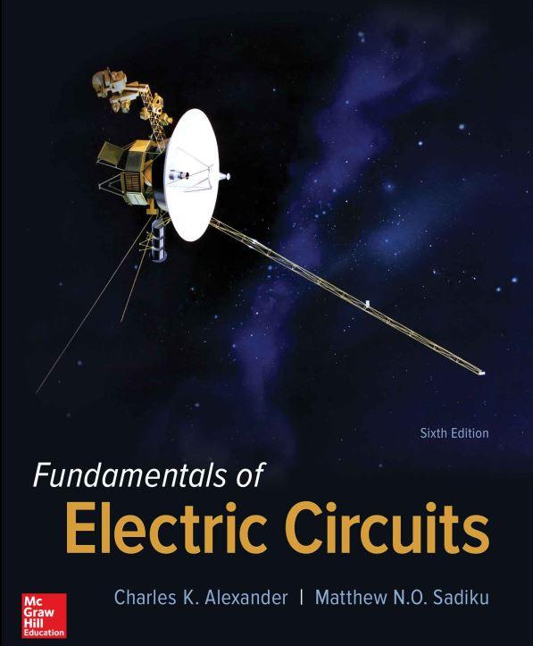 دانلود کتاب مبانی مدارهای الکتریکی سادیکو و الکساندر ویرایش 6