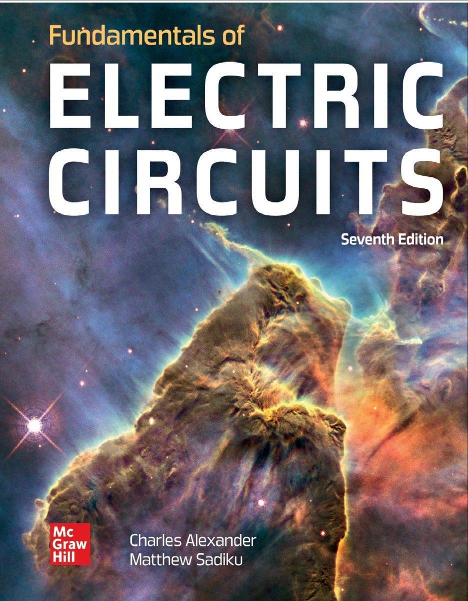دانلود کتاب مبانی مدارهای الکتریکی سادیکو و الکساندر ویرایش 7