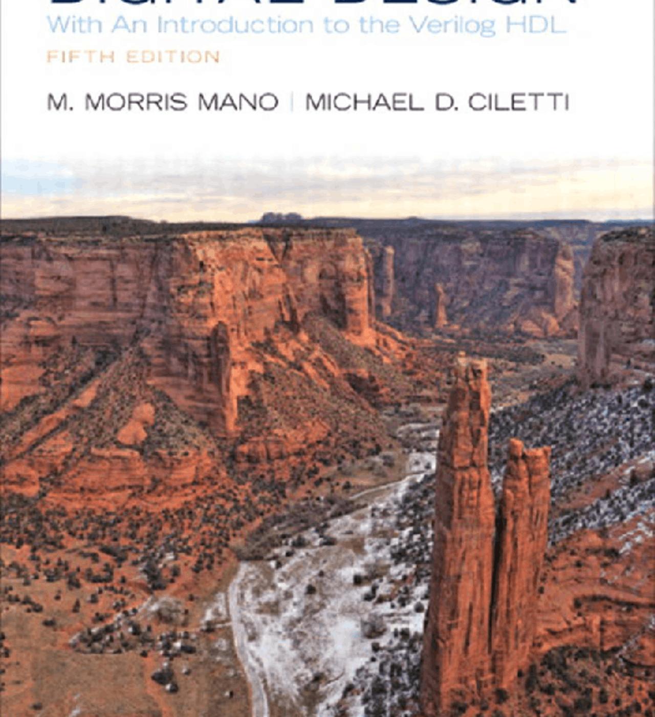 دانلود کتاب طراحی دیجیتال موریس مانو ویرایش 5