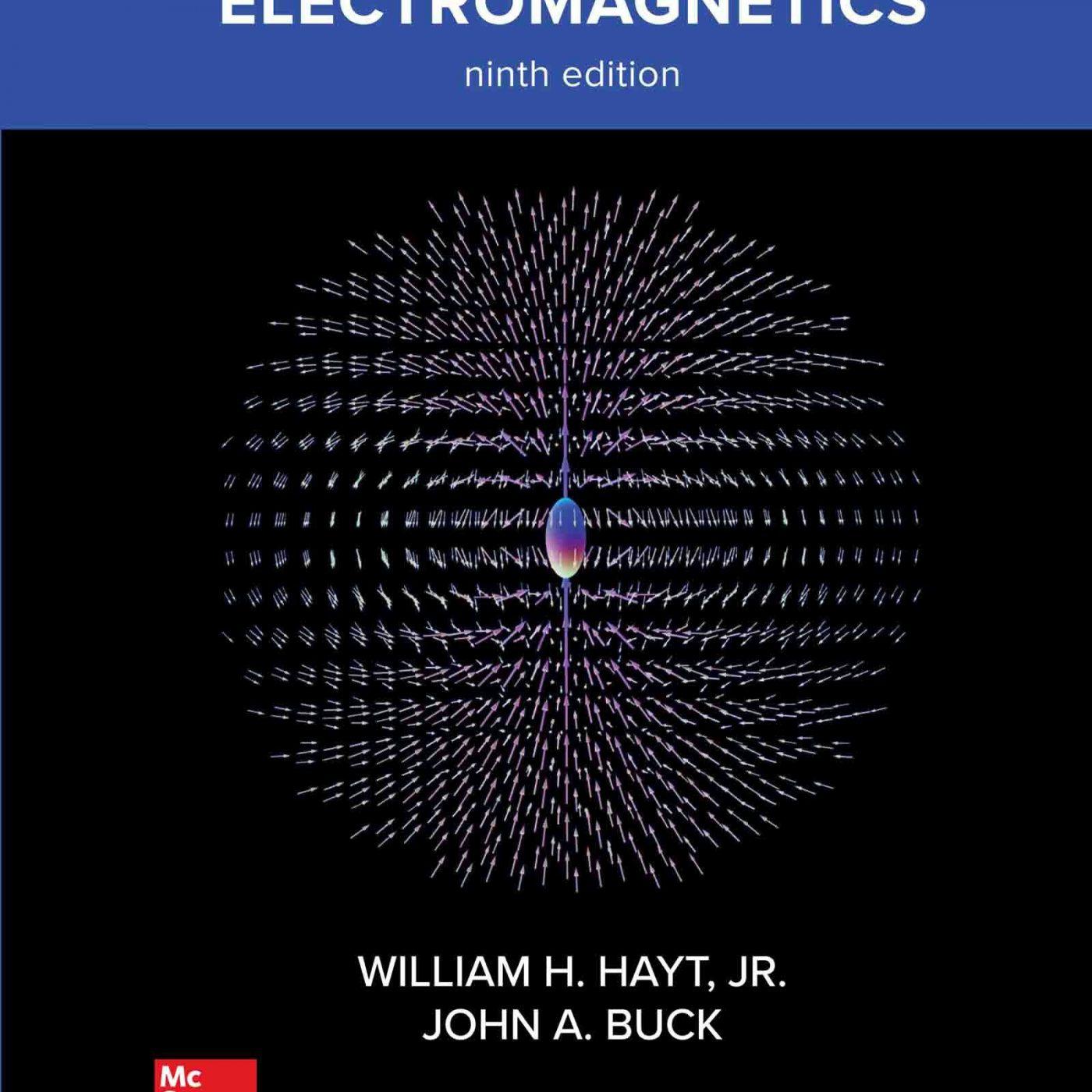 دانلود کتاب الکترومغناطیس مهندسی ویلیام هیت ویرایش 9