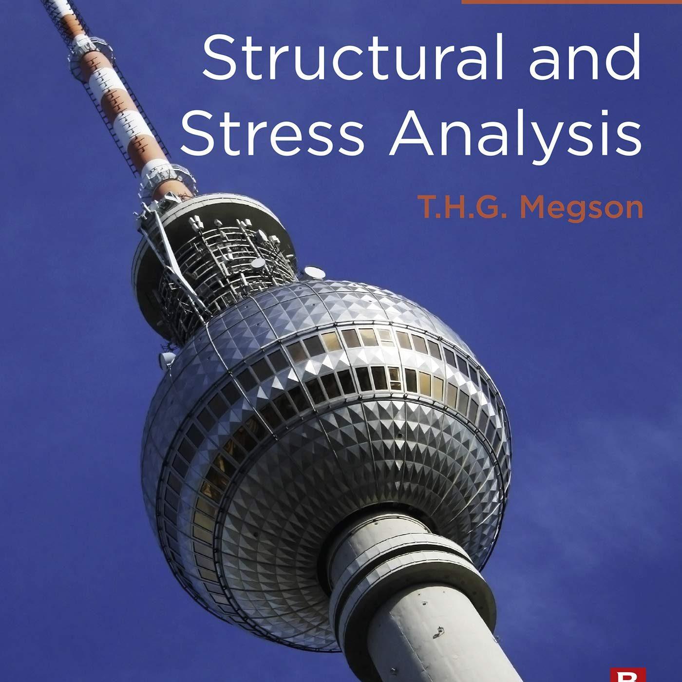 دانلود کتاب تجزیه و تحلیل ساختاری و استرس ویرایش 4