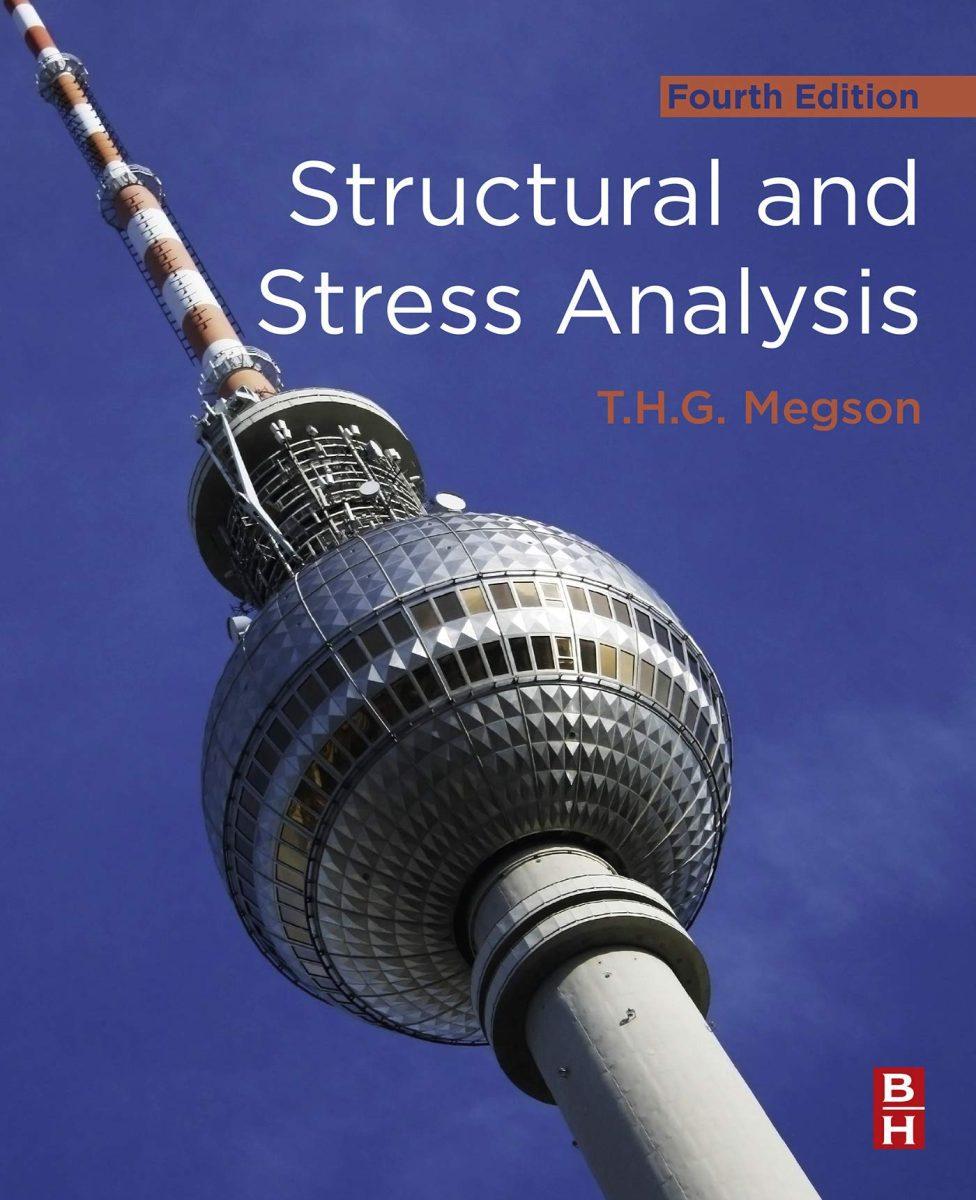 دانلود کتاب تجزیه و تحلیل ساختاری و استرس مگسون ویرایش 4