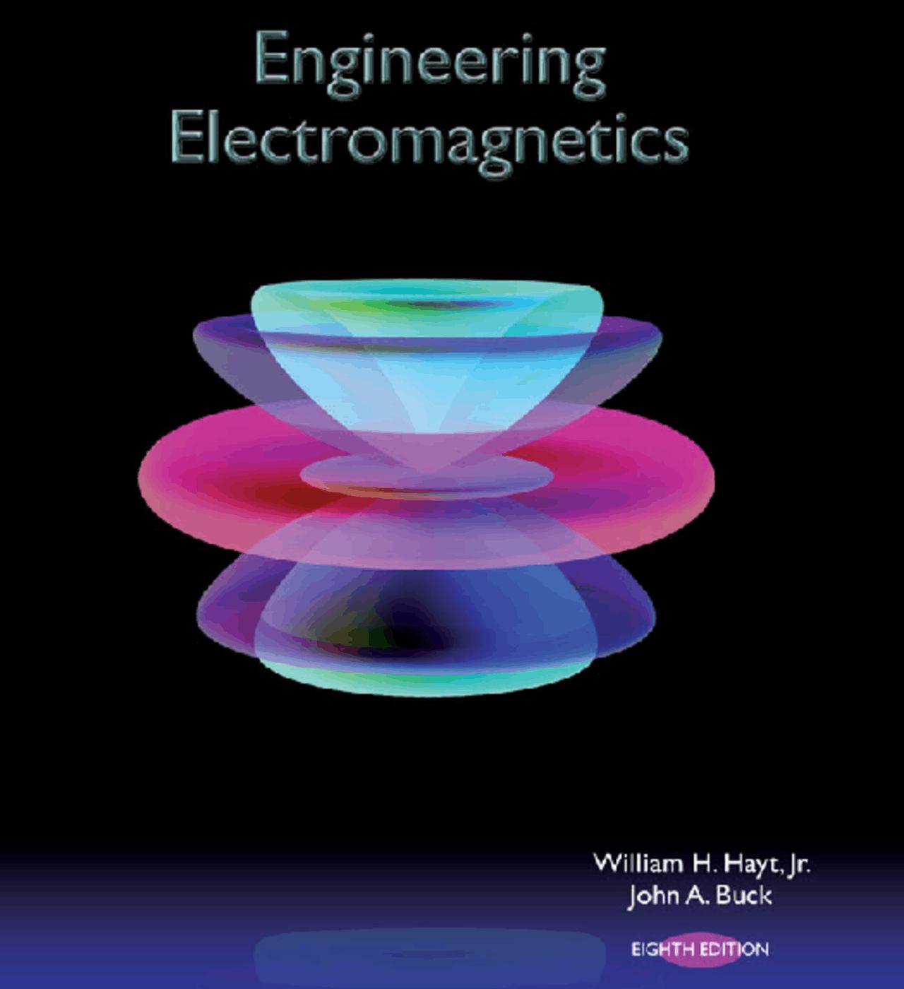 دانلود کتاب الکترومغناطیس مهندسی ویلیام هیت ویرایش 8